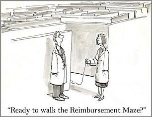 Physician Reimbursement Maze