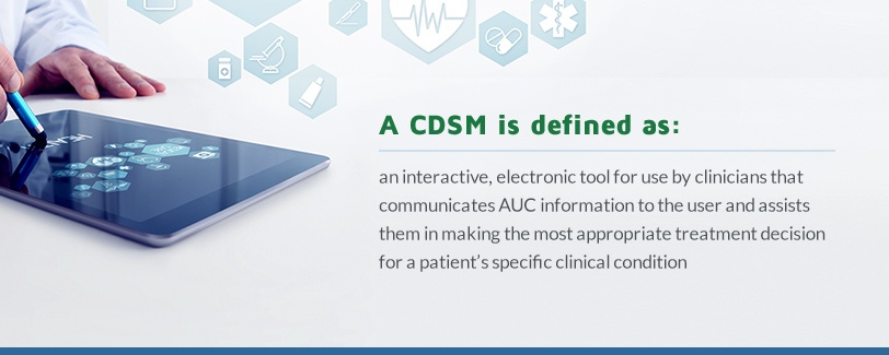 definition of clinical decision support mechanism