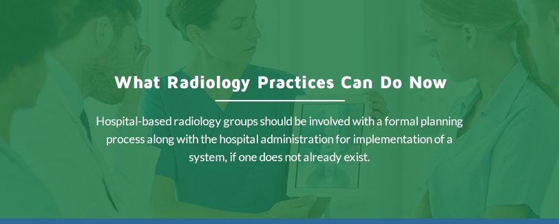 planning for cds for radiologists